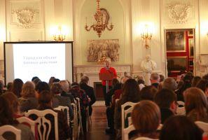 Konferencja w St.Petersburgu 3 - 4.12.2014